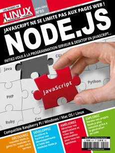 Gnu/Linux Magazine HS 85