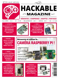 Hackable Magazine 13