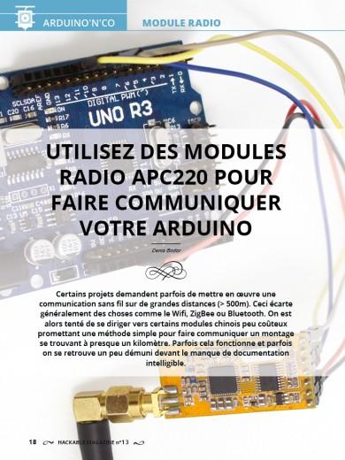 6 jours pour débuter facilement avec Arduino