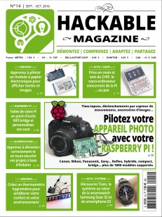 Hackable Magazine 14