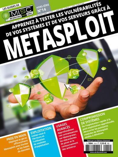 Apprenez à tester les vulnérabilités de vos systèmes et de vos serveurs grâce à METASPLOIT
