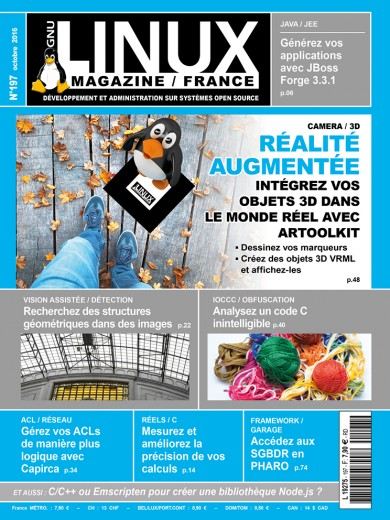 Gnu/Linux Magazine 197