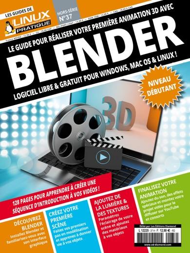 B L E N D E R Le guide pour réaliser votre première animation 3d !
