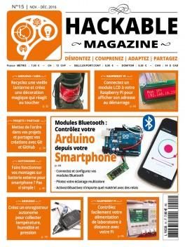 Hackable Magazine 15