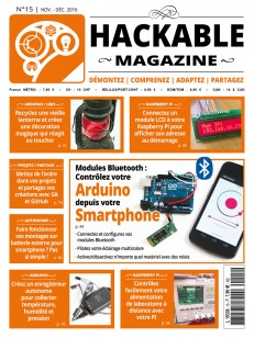 Hackable Magazine 15