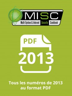 PACK ANNUEL PDF 2013 MISC