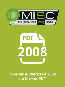 PACK ANNUEL PDF 2008 MISC