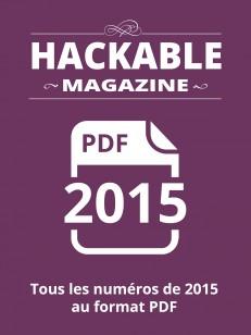 PACK ANNUEL PDF 2015 HACKABLE