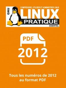 PACK ANNUEL PDF 2012 LINUX PRATIQUE