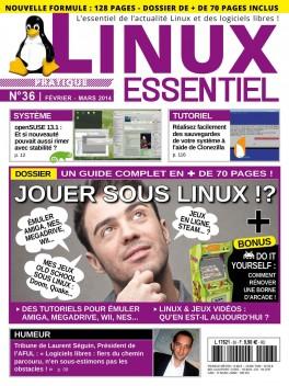 Linux Essentiel 36