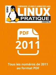 PACK ANNUEL PDF 2011 LINUX PRATIQUE
