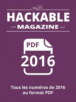 PACK ANNUEL PDF 2016 HACKABLE