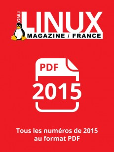 PACK ANNUEL PDF 2015 GNU/LINUX MAGAZINE