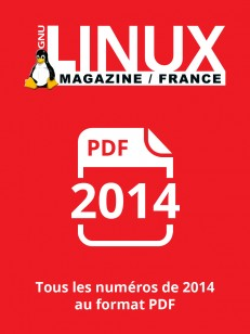 PACK ANNUEL PDF 2014 GNU/LINUX MAGAZINE