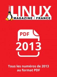 PACK ANNUEL PDF 2013 GNU/LINUX MAGAZINE