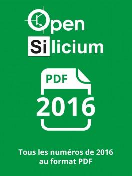 PACK ANNUEL PDF 2016 OPEN SILICIUM