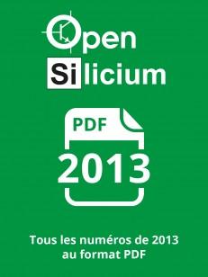 PACK ANNUEL PDF 2013 OPEN SILICIUM