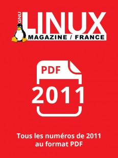 PACK ANNUEL PDF 2011 GNU/LINUX MAGAZINE