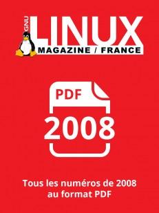 PACK ANNUEL PDF 2008 GNU/LINUX MAGAZINE