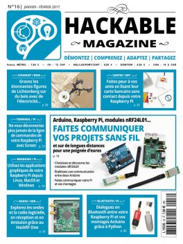Hackable Magazine 16