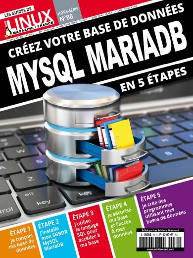 Créez votre base de donnéesMySQL MariaDBen 5 étapes