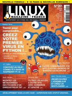 Gnu/Linux Magazine 201