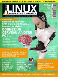 Gnu/Linux Magazine 202