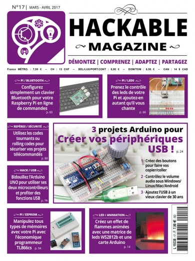 Hackable Magazine 17