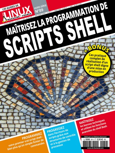 Maîtrisez la programmation de SCRIPTS SHELL