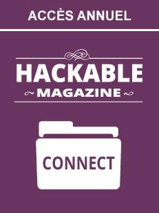 Accès annuel à la Base Documentaire de Hackable + Opensilicium - 1 connexion