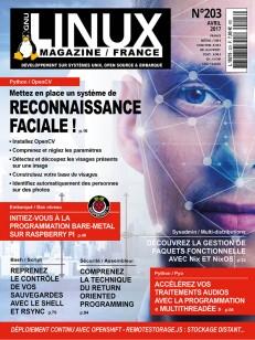 Gnu/Linux Magazine 203