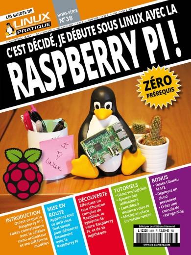 C'est décidé, je débute sous Linux avec la Raspberry Pi