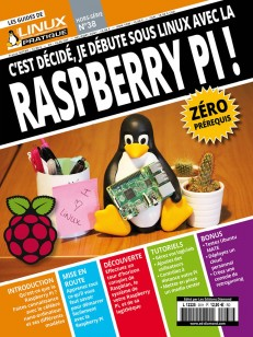 Linux Pratique HS 38