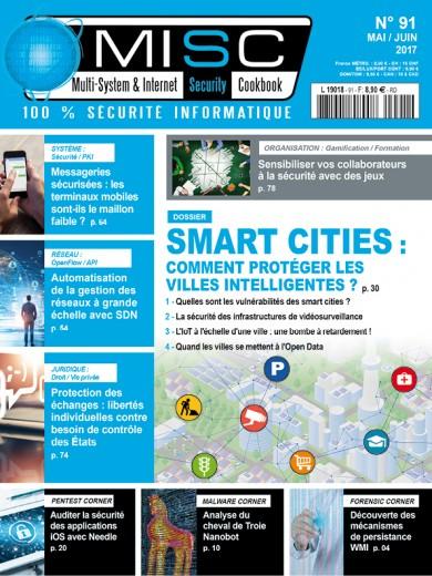 SMART CITIES : Comment protéger les villes intelligentes?1 – Quelles sont les vulnérabilités des smart cities ? 2 – La sécurité des infrastructures de vidéosurveillance 3 – L'IoT à l'échelle d'une ville : une bombe à retardement ! 4 – Quand les villes se mettent à l'Open Data