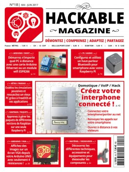 Hackable Magazine 18
