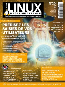 Gnu/Linux Magazine 204