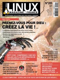 Gnu/Linux Magazine 205