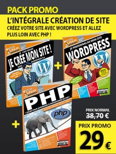 LA TOTALE CREATION DE SITE