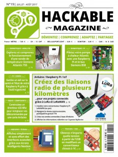 Hackable Magazine 19
