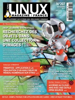 Gnu/Linux Magazine 207