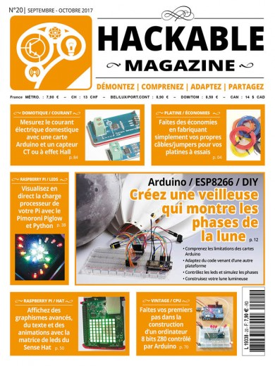 Hackable Magazine 20