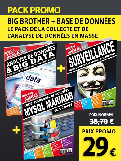 BIG BROTHER + BASE DE DONNEES