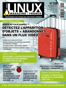Gnu/Linux Magazine 208