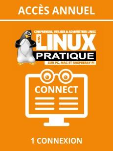 Accès annuel à la Base Documentaire de Linux Pratique + ses Hors-séries - 1 connexion