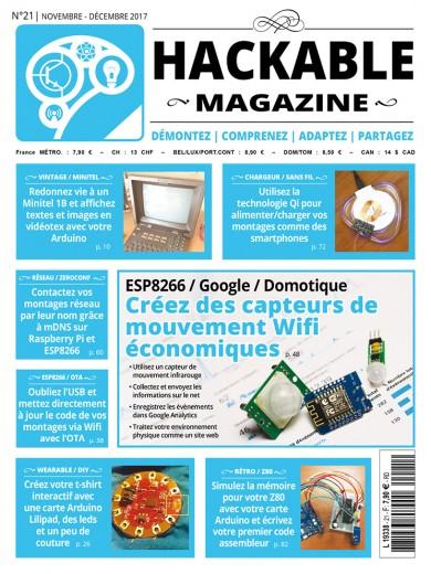 ESP8266 / Google / Domotique Créez des capteurs de mouvement Wifi économiques Utilisez un capteur de mouvement infrarouge Collectez et envoyez les informations sur le net Enregistrez les évènements dans Google Analytics Traitez votre environnement physique comme un site web