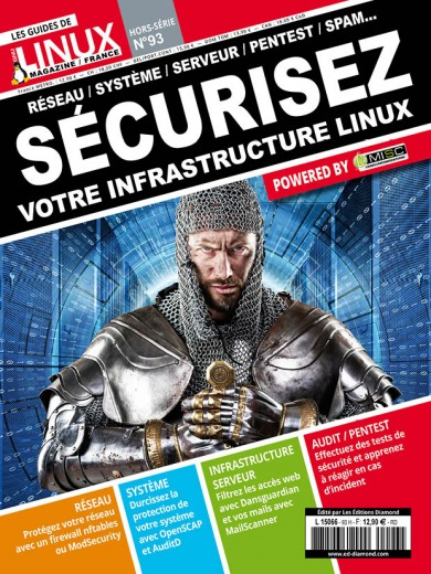 Sécurisez votre infrastructure Linux