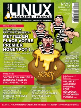 Gnu/Linux Magazine 210