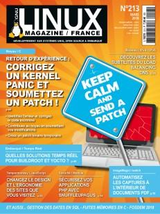 GNU/Linux Magazine 213