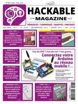 Hackable Magazine 23