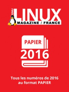 PACK PAPIER LINUX MAGAZINE 2016